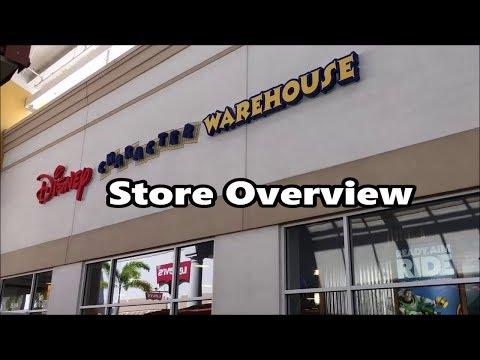 Disney Character Warehouse Outlet Store | Shopping | Walt Disney World Merchandise