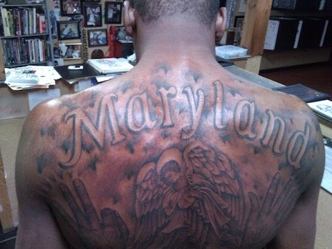 Kevin Durant's Tattoo - YouTube