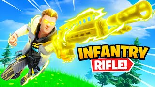 The Mythic Infantry Rifle! (Overpowered)