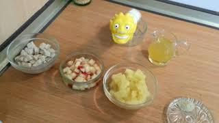 Chicken Florida salad | Eid special recipe |