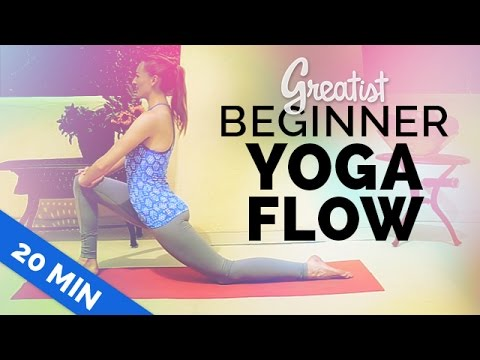 The 20-Minute Yoga Flow for Total Beginners