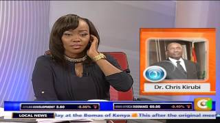 Business Center Phone Interview With Dr. Chris Kirubi