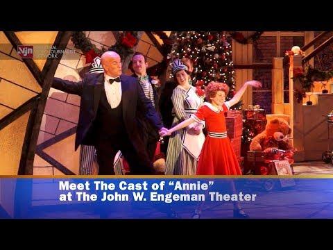Meet The Cast of Annie At The John W. Engeman Theater