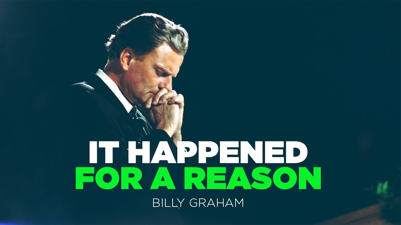 KNOW GOD'S WILL FOR YOUR LIFE | Billy Graham | Powerful & Inspirational Video
