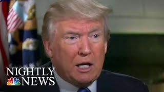 Donald Trump Sounds Off On Senate Healthcare Bill: 'Nobody Can Be Totally Happy' | NBC Nightly News