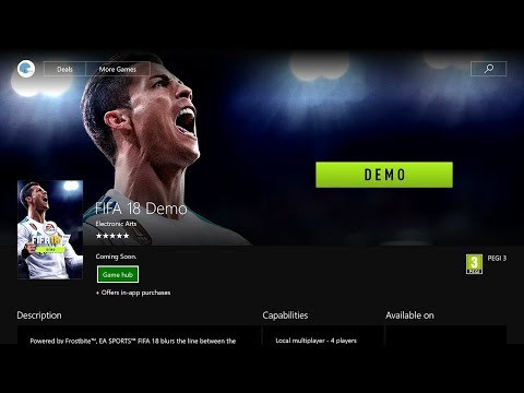 NEW FIFA 18 DEMO SECRET LEAKED!!
