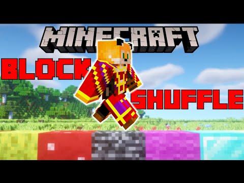 Minecraft Block Shuffle Showdown Youtube
