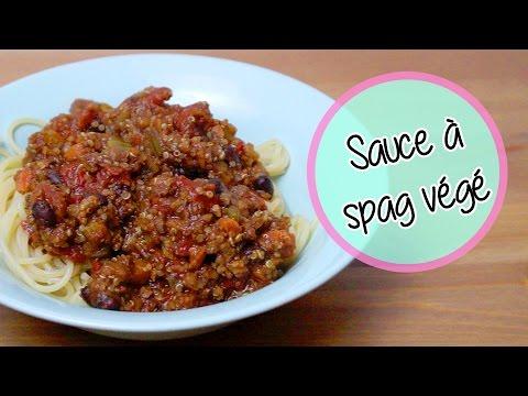 """sauce-À-spag-""""bolognaise""""-d'antan-–-recettes-#végélife"""