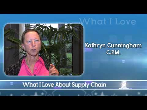 What I Love About Supply Chain
