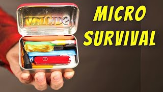 The Impossible Micro Survival Kit (Official Video)