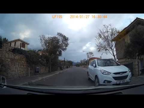 Car DVR G2W North Cyprus