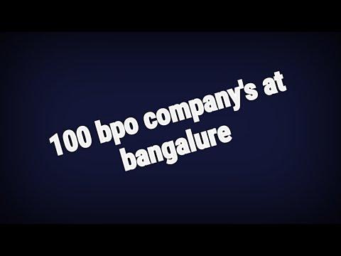 bpo experience