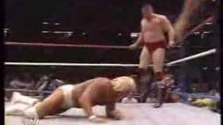 Hulk Hogan vs. Nikolai Volkoff