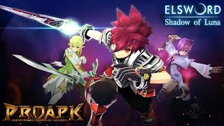 Elsword M: Shadow of Luna Gameplay Android / iOS (CBT) (KR)