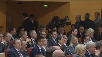 WEGEN SCHARFER KRITIK: AfD-Abgeordnete verlassen aus Protest den Bayerischen Landtag