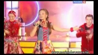 """""""Не думала, не гадала"""" - Марина Девятова и гр. ЯR-dance"""
