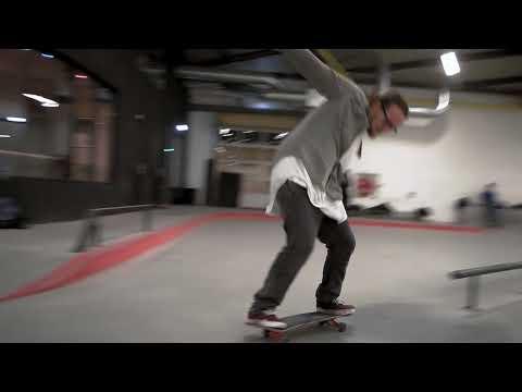 Skaten in Amsterdam Noord