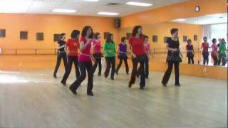 You Are My Sunshine - Line Dance (Dance & Teach in English & 中文)