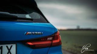 BMW M135i xDrive F40 test PL Pertyn Ględzi