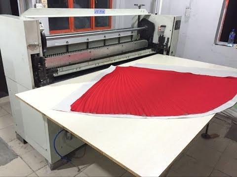 Sunray Pleating Machine JT-516