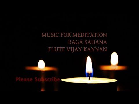 Music for Meditation - Sahana - Indian Flute - Bansuri - Indian Music