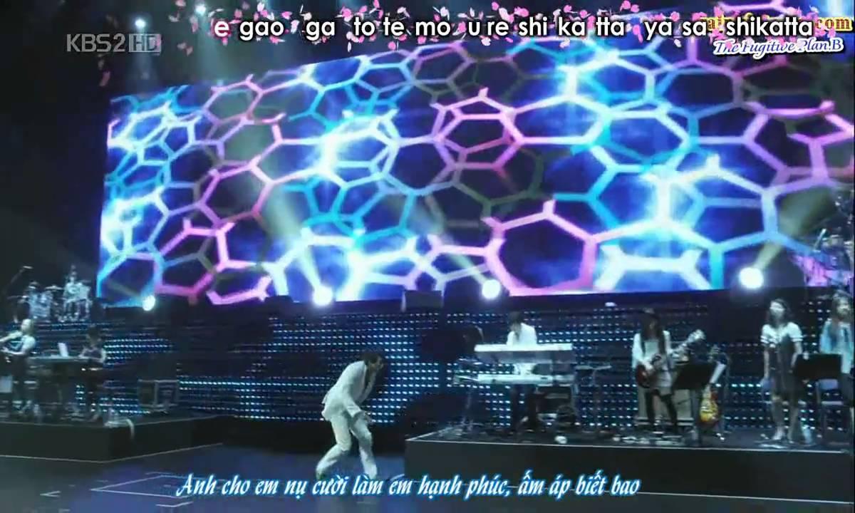 Download RVN Fugitive Plan.B OST (2010) Glory - Kimi ga iru kara