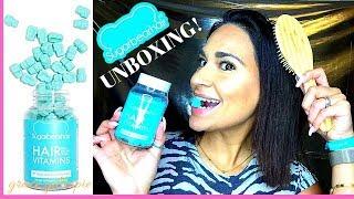 Sugar Bear Hair Vitamins Unboxing !! 2019