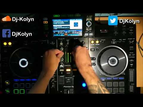 Dj Kolyn @ Streaming Live Sessions #002 (07.05.2018) // Pioneer XDJ-RX2