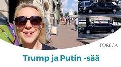 Trump ja Putin -sää – miltä näytti?