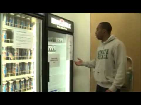Weight Room Tour 2011 || Dartmouth Football