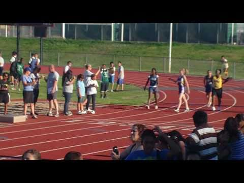 Estrella middle school track