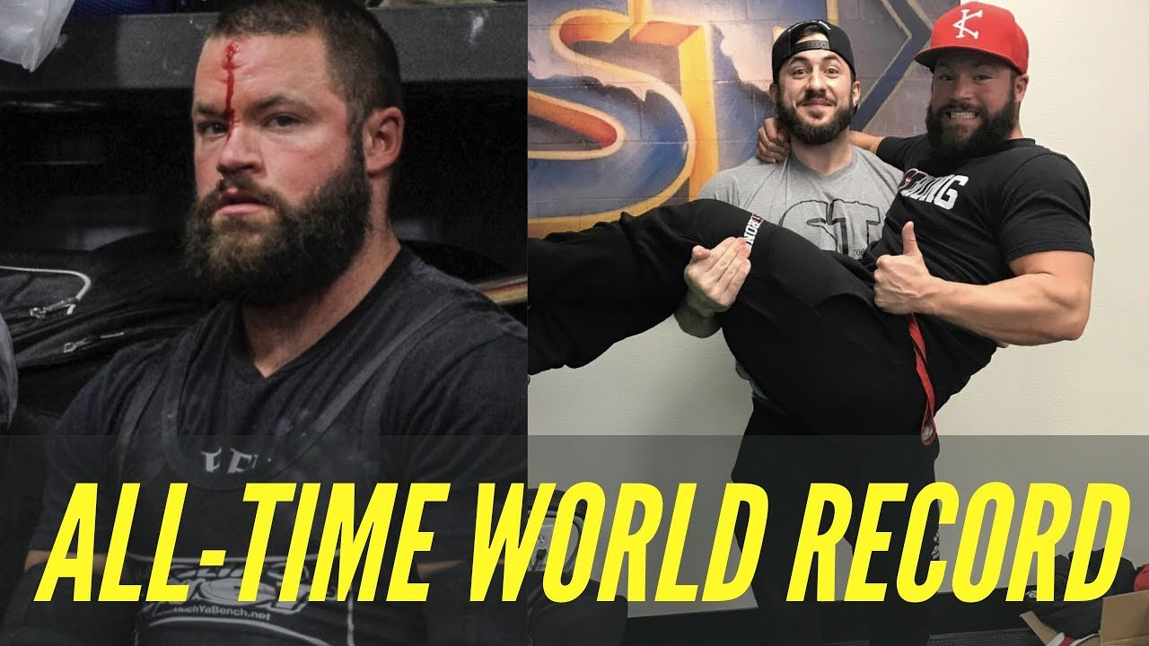 new all time world record my thoughts tom kallas youtube