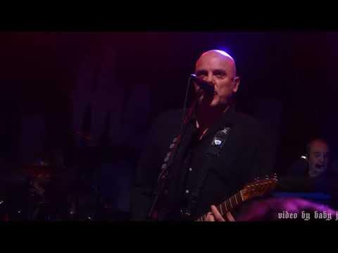 The Stranglers-BEAR CAGE-Live @ Rock City, Nottingham, UK, March 12, 2018