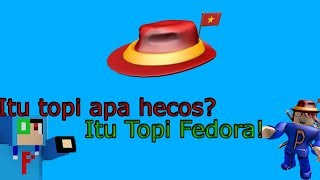 [Free Items] How to get International Fedora Vietnam - ROBLOX INDONESIA