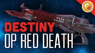 DESTINY NEW Red Death Buff Patch 1.1.1 Review OP (Funny Gaming Moments)