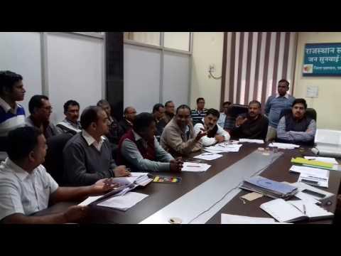 PALI : Angry DM scold municipal commissioner
