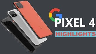 Google Pixel 4 Launch Event Highlights in under 15 Minutes