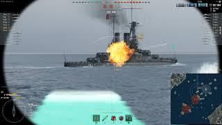 WoWS U-Boote Test #3-U69