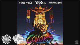 Vini Vici & Tristan & Avalon - Colors thumbnail