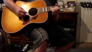 Shine by Collective Soul acoustic version Guitar Cover