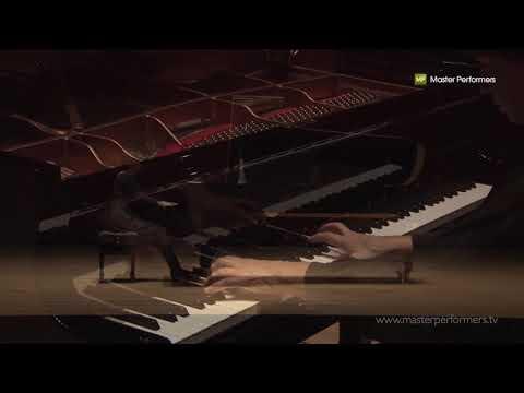Beethoven: Moonlight Sonata Op. 27 No. 2 - Natasha Vlassenko
