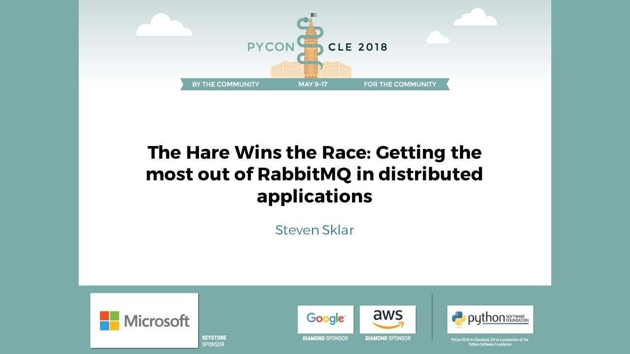 Image from The Hare Wins the Race: Getting the most out of RabbitMQ in distributed applications