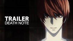 DEATH NOTE | Trailer (Deutsch/German)