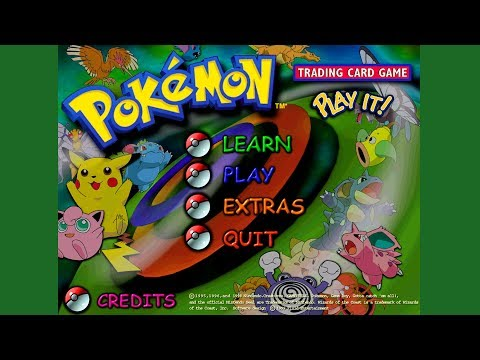 Let's Play Pokemon TCG (But Probably Not the Version You're Thinking of)