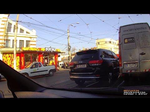 Agresiv in trafic