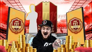 Meine ERSTEN WEEKEND LEAGUE Rewards 🔥 feat Division Rivals Packs ! FIFA 19 Pack Opening