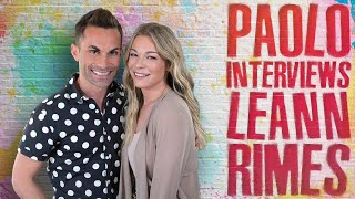 Inside LeAnn Rimes' Home & being an LGBTQ Ally