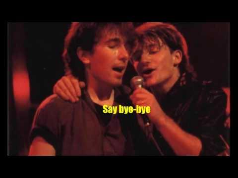 U2 Seconds WITH LYRIC