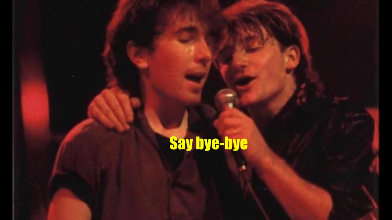 U2 Seconds WITH LYRIC