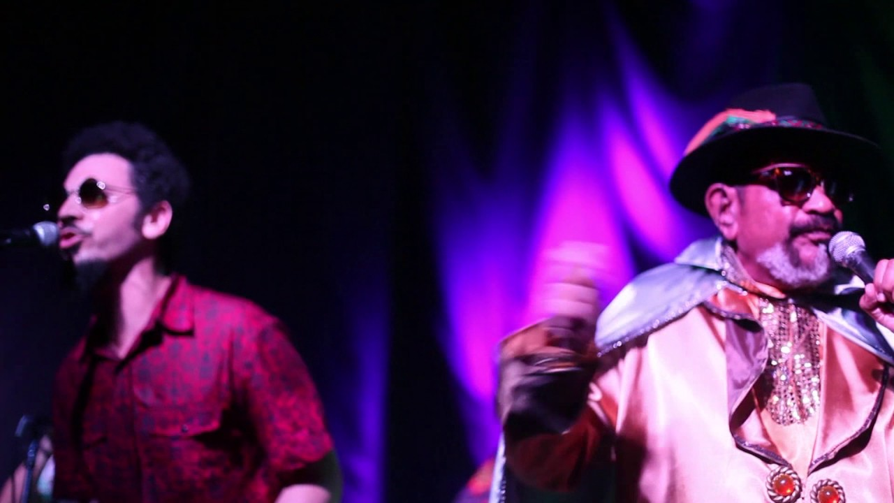 Funk Brother soul - Gerson King Combo feat. Associação Livre Invisível